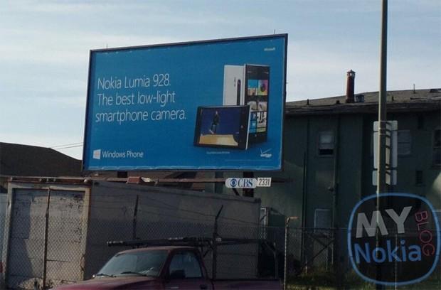 Xuất hiện hình ảnh chính thức của Lumia 928