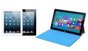 Bill Gates dìm iPad để nâng Suface