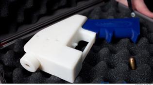 Súng in 3D sẽ xóa sạch lợi ích của công nghệ in 3D?