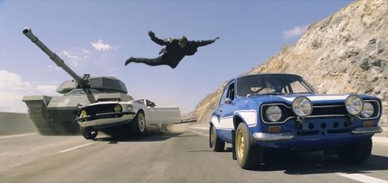 'Fast and Furious 6' tung thêm trailer lên mạng