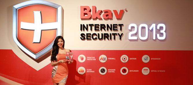 Bkav ra mắt phiên bản diệt virus 2013, thêm nhiều tính năng mới