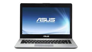 Khởi động laptop Asus chỉ chạy lên chữ Asus rồi tối đen
