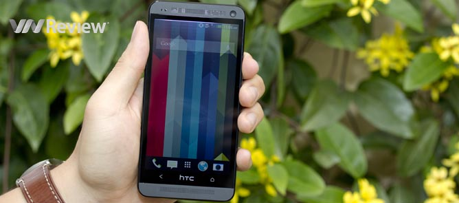 Trải nghiệm nhanh HTC One chính hãng