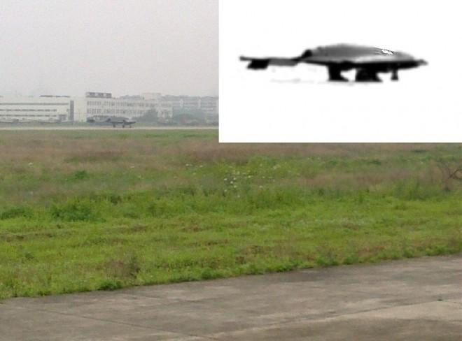 Trung Quốc có UAV chiến đấu đầu tiên?