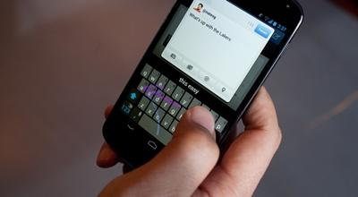 5 bàn phím tốt dành cho Android