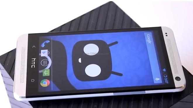 CynogenMod 10.1 sẽ đến với HTC One