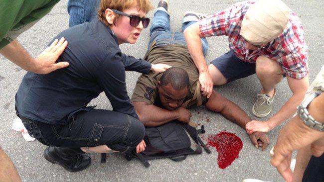 Video hiện trường vụ xả súng New Orleans