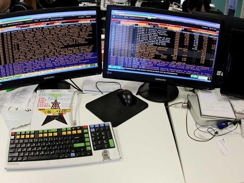 Phóng viên Bloomberg đột nhập cơ sở dữ liệu khách hàng của Bloomberg