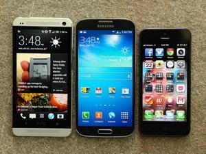 Smartphone cỡ lớn được chuộng hơn