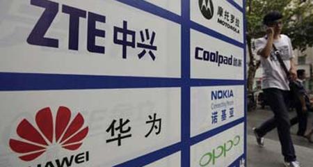 Thiết bị viễn thông Trung Quốc bị điều tra tại Ấn Độ