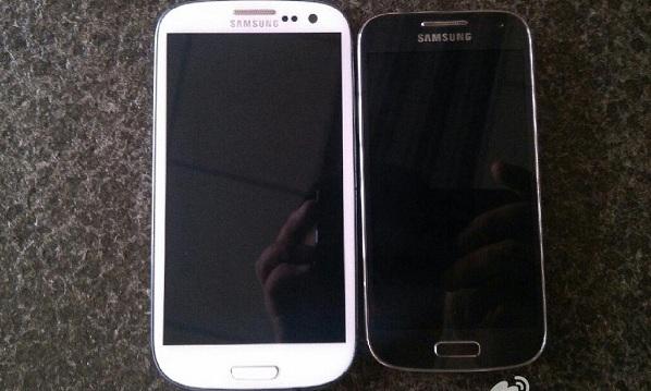 Lộ ảnh rõ nét của Galaxy S4 Mini