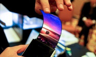 Samsung Galaxy Note III không sử dụng màn hình dẻo