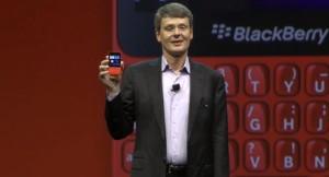 BlackBerry ra mắt Q5: bàn phím QWERTY, giá rẻ, bán vào tháng Bảy