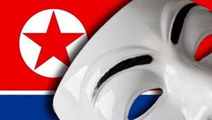 Anonymous đe dọa đánh sập mạng của Triều Tiên