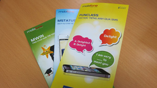 MobiFone ra 3 dịch vụ mới mStatus, mWin và FunClass