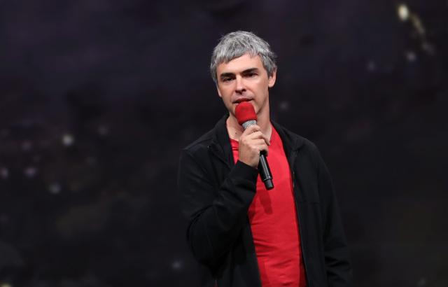 """Larry Page: """"Google nên sáng tạo ra những điều tuyệt vời..."""""""