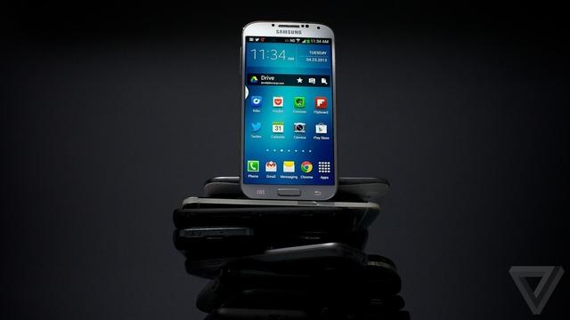 Samsung tuyên bố sẽ xem xét lại vấn đề bộ nhớ của Galaxy S4