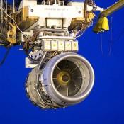 Linh kiện động cơ máy bay được sản xuất bằng máy in 3D