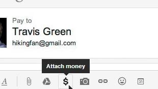 Chuyển tiền qua Gmail, tại sao không?