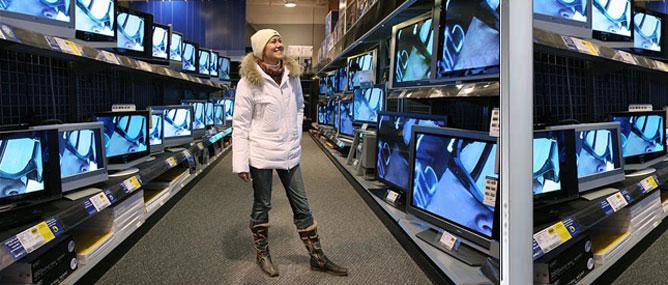 Hướng dẫn mua HDTV