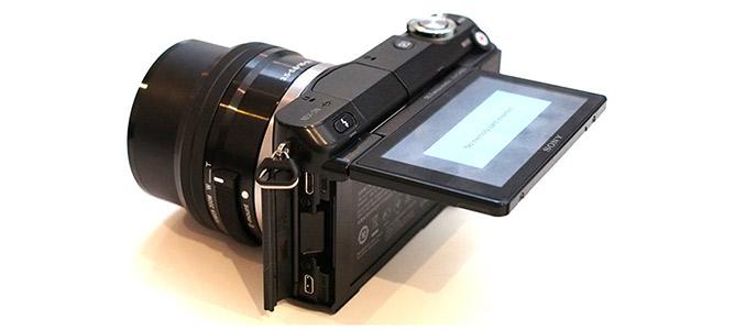 Đánh giá Sony NEX-3N - máy ảnh nhỏ nhất thế giới có cảm biến APS-C