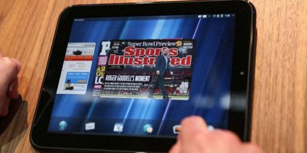 HP TouchPad bán chạy chỉ sau iPad