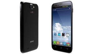 Smartphone FPT V: Qualcomm lõi tứ 1.2GHz, màn 5 inch giá 4,3 triệu đồng