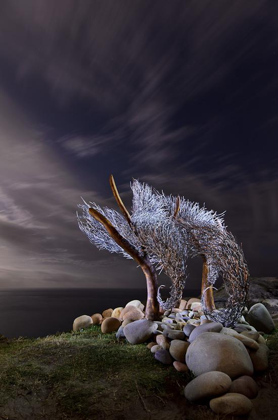 Kỹ thuật Light Painting trong nhiếp ảnh