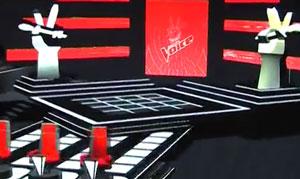 Cư dân mạng chê âm thanh The Voice 2013 nhất