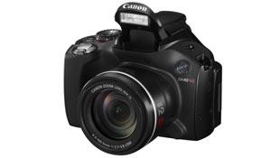 """Canon SX40 HS - máy ảnh """"cầu nối"""" siêu zoom 35x"""