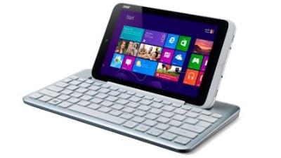 Acer ra máy tính bảng Windows 8 nhỏ nhất, cạnh tranh với iPad Mini