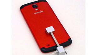 Lộ ảnh đầu tiên của Samsung Galaxy S4 Active