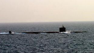 Tàu ngầm thứ hai xây dựng cho Việt Nam ra biển thử nghiệm