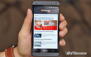 HTC One sẽ lên Android 4.2 trong 2-3 tuần tới
