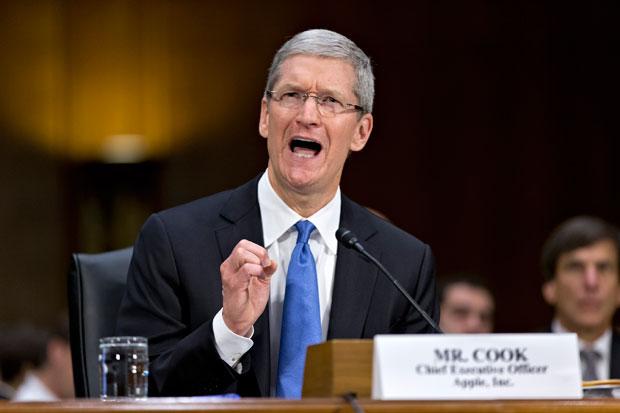 """Điều trần Apple kết thúc: có """"chiêu trò"""" nhưng vô tội!"""