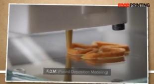 NASA muốn tạo ra thực phẩm bằng máy in 3D