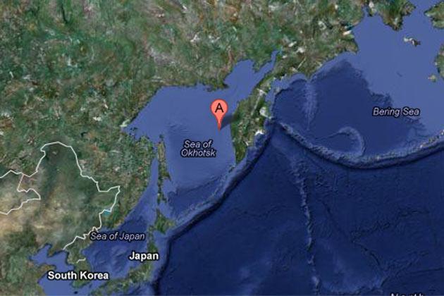 Video động đất 8,2 độ Richte tại Nga ngày 24/5