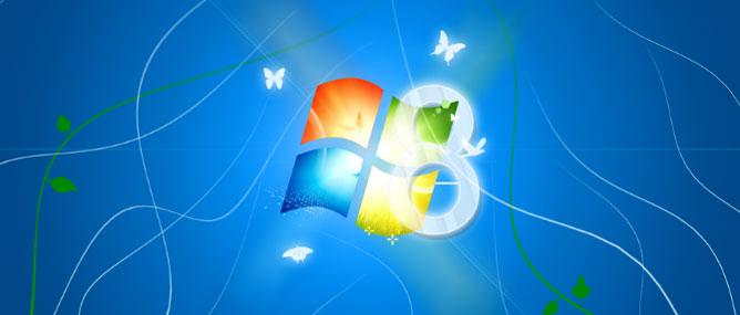 Nâng cấp lên Windows 8 qua mạng