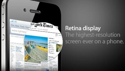 Màn hình iPhone 5S sẽ có độ phân giải gấp đôi iPhone 5, viền mỏng hơn