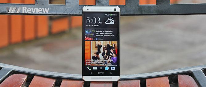 Đã tìm ra bạn đọc may mắn nhận chiếc HTC One