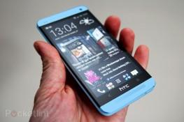 HTC One sẽ có màu xanh dương và màu đỏ