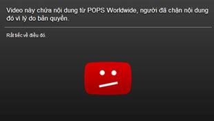 YouTube cấm đăng MV của Mỹ Tâm, Đàm Vĩnh Hưng... không phép