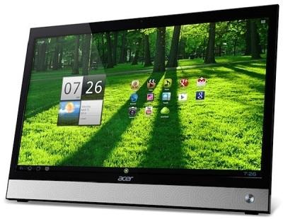 """Acer xác nhận ra mắt """"tablet để bàn"""" chạy Android, Intel Core i5"""