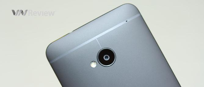 Trải nghiệm camera của HTC One
