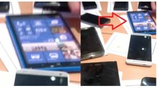 Xuất hiện bức ảnh mờ của Nokia Lumia 1030, phablet chạy Windows Phone