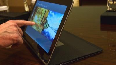 Dell giới thiệu XPS 11: màn hình độ phân giải siêu cao, xoay 360 độ
