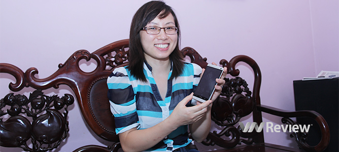Trao HTC One cho bạn đọc may mắn