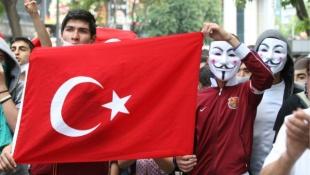 Anonymous tấn công website chính phủ Thổ Nhĩ Kỳ, ủng hộ biểu tình