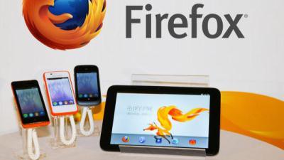 Foxconn sẽ sản xuất máy tính bảng Firefox