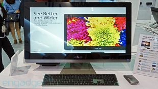 ASUS ET2702 - All–In–One PC màn hình 2.560 x 1.440 pixel